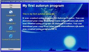 CD Autorun Creator 2.0.8